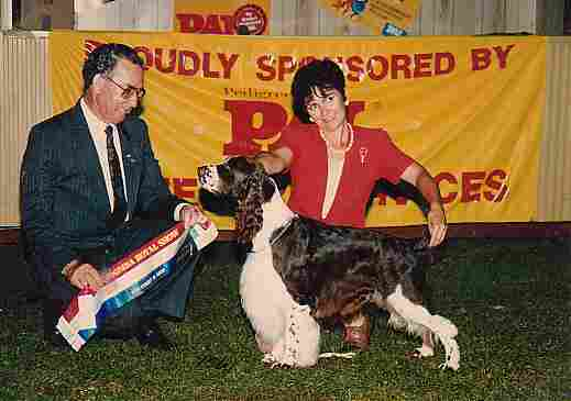 Best In Show Toowoomba Royal 1993